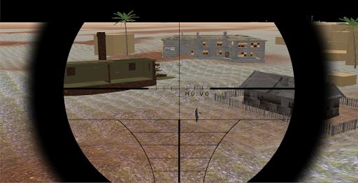 Tireur Militaire Mortel 3D