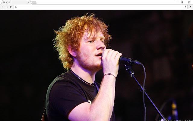 Ed Sheeran Backgrounds & Themes