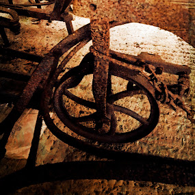old and rusty by Adrian Konopnicki - Products & Objects Industrial Objects