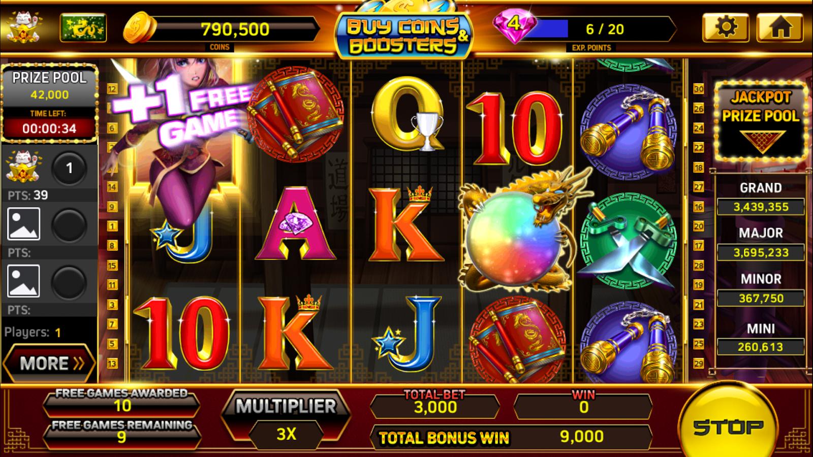 additional sos slots jungle casino