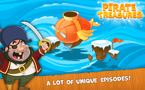 Pirate Treasures- screenshot thumbnail