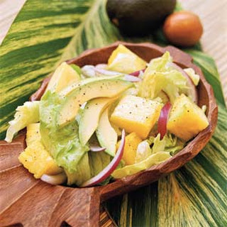 Orange Pineapple Lettuce Salad Recipes