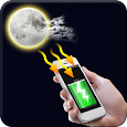 Moon Battery Charger Prank apk