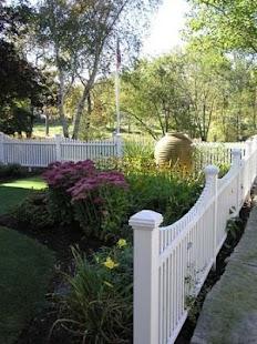 400 Fence House Design - náhled
