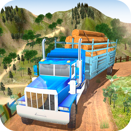 Offroad Wood Transport Truck Driver 2018