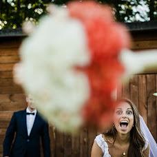 Wedding photographer Kamila Kowalik (kamilakowalik). Photo of 08.01.2017