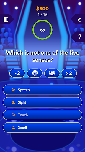 Mega Quiz Online - general knowledge trivia Hack, Cheats