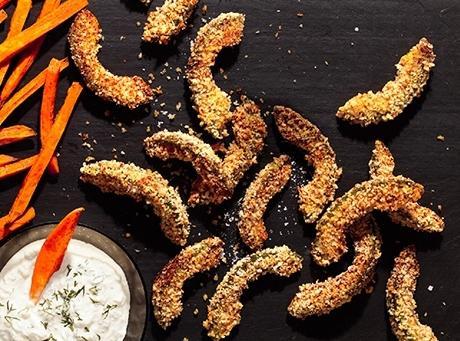 Crunchy Avocado Fries Recipe