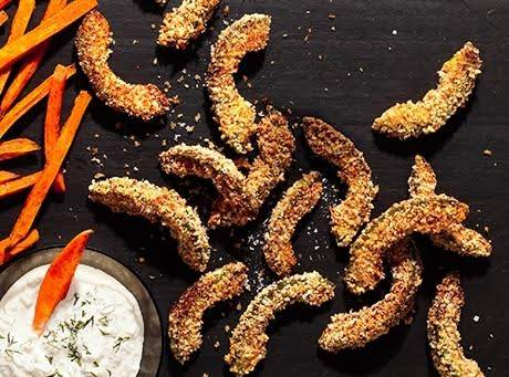 Crunchy Avocado Fries Recipe