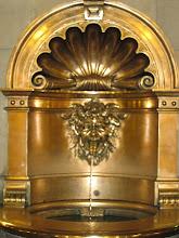 Photo: Fountain inside Rathaus