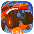Monster Truck Go for kids Free