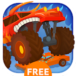 Monster Truck Go for kids Free Icon