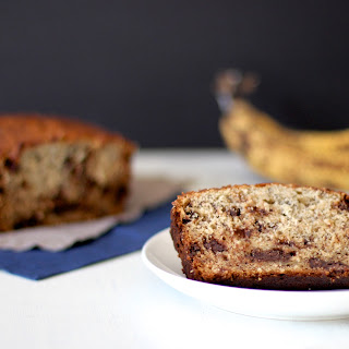 Chocolate Chip and Oatmeal Banana Bread – Updated!