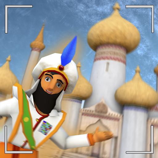街机の王子アラジンランナー LOGO-記事Game