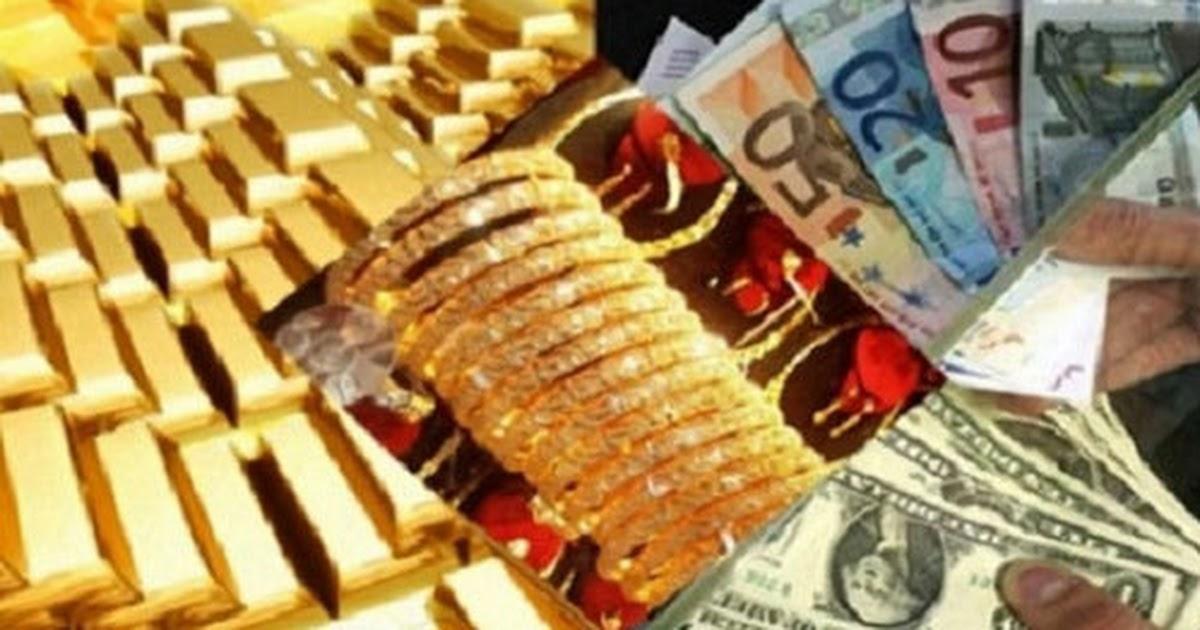 Giá vàng hôm nay 22-10, USD sụt, vàng giảm nhẹ