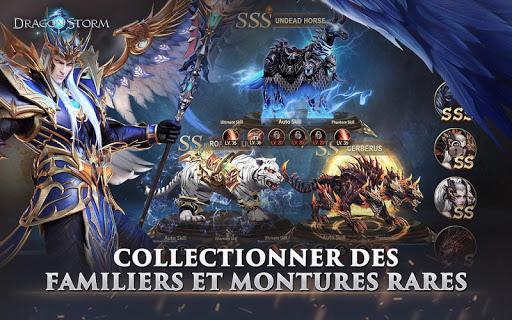 Code Triche Dragon Storm Fantasy APK MOD screenshots 5
