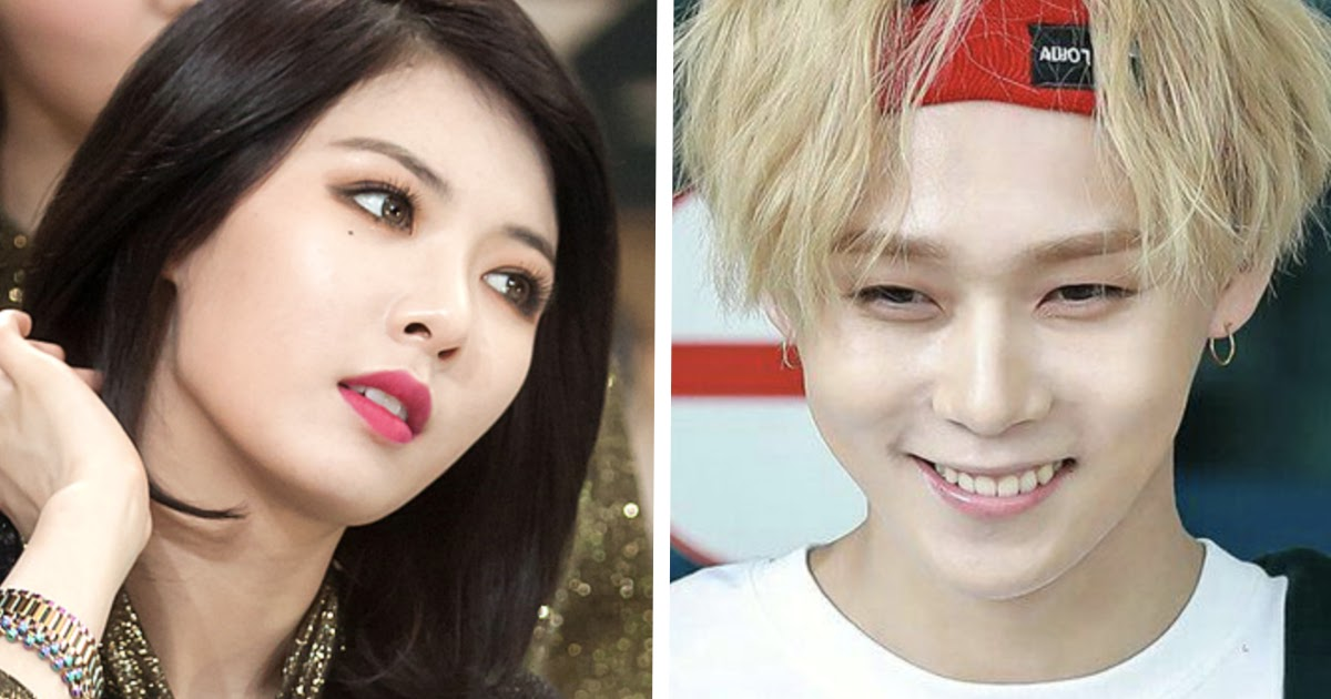 Hyuna and E'Dawn Confess They've Been Dating For Years - Koreaboo