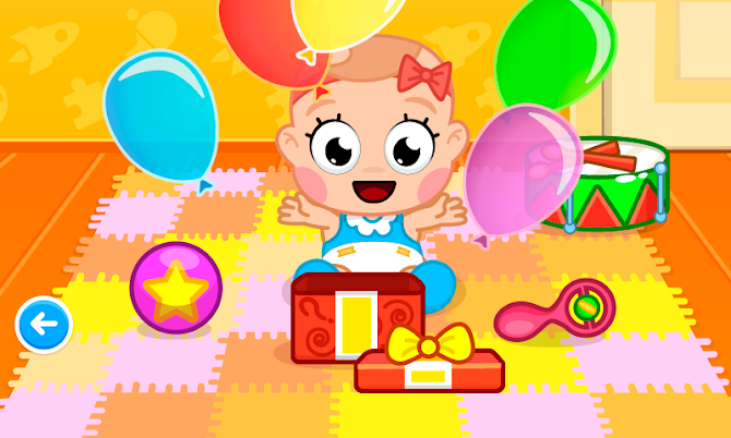 Baby care Android 10