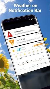Amber Weather&Radar FULL v4.2.7 AccuWeather App Download