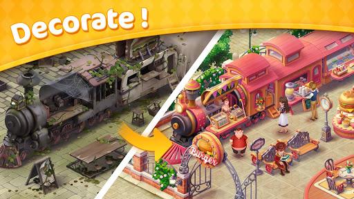 Jellipop Match-Decorate your dream town! apklade screenshots 2