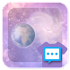 Little planet Next SMS skin - Androidアプリ