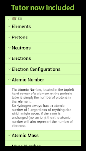 Periodic table chemistry quiz android apps on google play periodic table chemistry quiz screenshot thumbnail urtaz Images