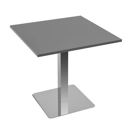 Cafébord 800x800 grå