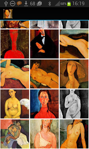 Modigliani Amedeo Paintings
