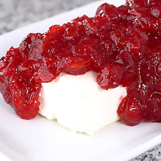 Cranberry Cream Cheese Dip.