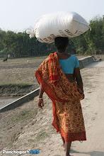 Photo: Village woman