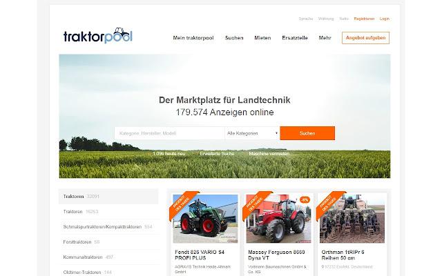 traktorpool