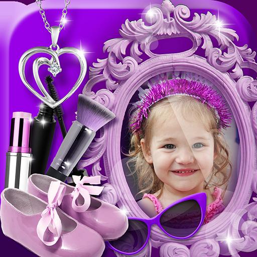 相框女孩 攝影 App LOGO-APP試玩