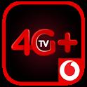 Vodafone 4GTV+ icon