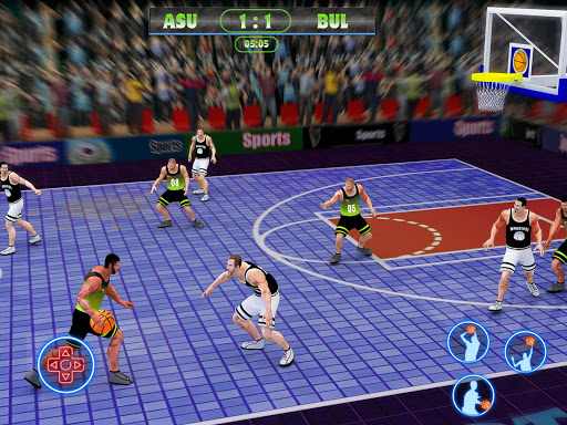 Fanatical PRO Basketball 2020: World Dunkers Mania 1.0.5 screenshots 6