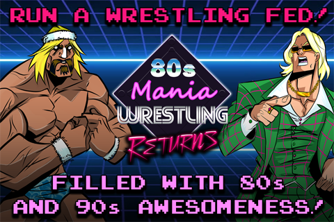 80s Mania Wrestling Returns apkpoly screenshots 1