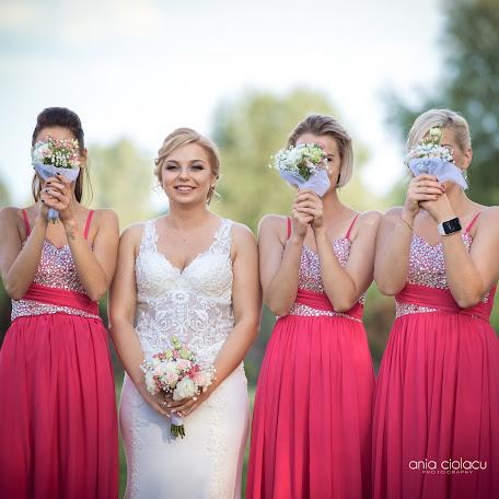 Wedding photographer Ania Ciolacu (AniaCiolacu). Photo of 20.09.2016