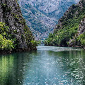 Matka by Katerina Mavrovska - Landscapes Waterscapes