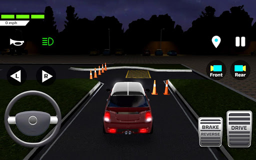 Car Driving & Parking School 2.4 9