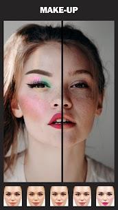 Editor de Fotos Espejo Efecto: Collage & Reflexión