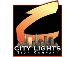Photo: Business Identity - Copyright City Lights Sign Company