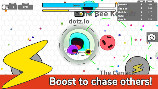 Dotz.io Dots Battle Arena 1.7.2 screenshots 4