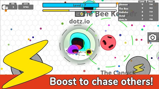 Dotz.io Dots Battle Arena - náhled