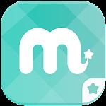 Mydol- Lockscreen, Virtual chat, Chat bot Icon