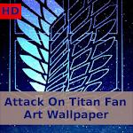 Attack On Titan Fan Art Wallpaper Icon