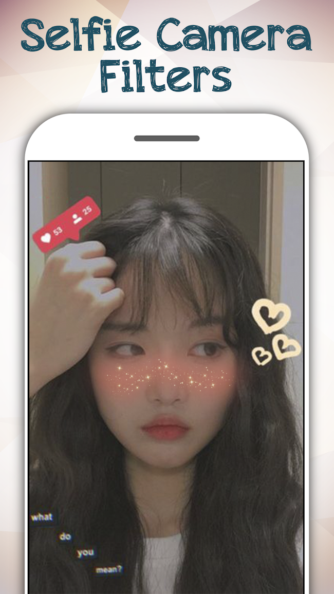 Selfie Camera Filters