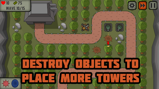 Guerra tática: Torre Jogo de Defesa 2.3.9 Mod Apk Download 4