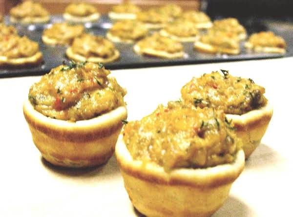 Mini Crawfish (or Shrimp) Pies Recipe