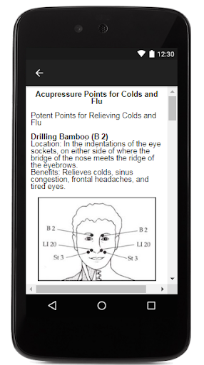 ACUPUNCTURE POINTS screenshot 4