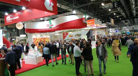 La Junta apoya a las 78 empresas hortofrutícolas andaluzas en Fruit Attraction