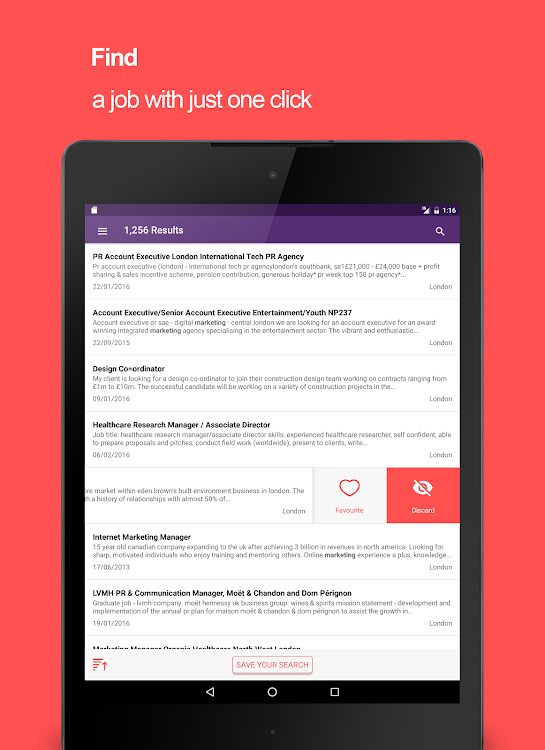 Mitula Jobs Android Apps Appagg